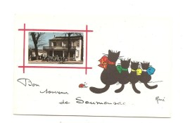 BON SOUVENIR DE SOUMENSAC - France