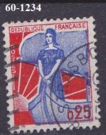FRANCE  ANNEE 1960 N° 1234   OBLITERE - France