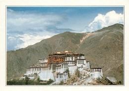 CPSM Tibet-Le Potala     L2102 - Tibet