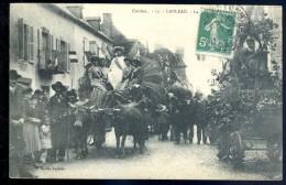 Cpa Du 19 Lapleau --  La Cavalcade   LIOB71 - France