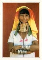 CPSM Birmanie-Loi Kaw-Femmes Girafes     L2102 - Cartes Postales