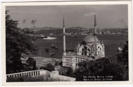 Istanbul - Dolma Bahce Müzesi - Musé De Dolma Bahtche  -   (Türkiye) - Turkije