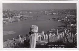 Istanbul - Halic Gorünsü - Vue De La Corne D'Or   - (1957)  -   (Türkiye) - Turkije