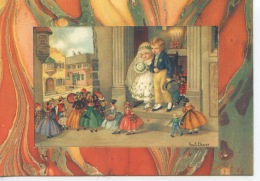 Pauli Ebner (rééd N°16 Jordan Neuve) Cortège Nuptial Voyage Mariage De Gulliver Chez Les Lilliputiens ? - Ebner, Pauli