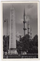 Istanbul - Sultan Ahmet Camii - Mosquee De Sultan Ahmet - Obelisk -  (Türkiye) - Turkije