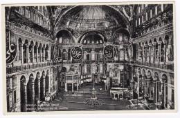 Istanbul - Ayasofya Icerisi  - Intérieur De St. Sophie -  (Türkiye) - Turkije