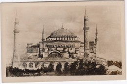 Istanbul - Aya Sofya Müzesi  -  (Türkiye) - Turkije