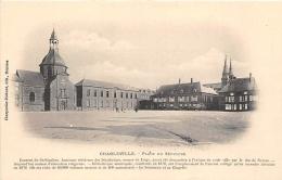 ARDENNES  08  CHARLEVILLE   PLACE DU SEPULCRE - Charleville