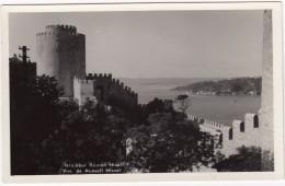 Istanbul - Rumeli Hisari - Vue De Rumeli Hissar -  (Türkiye) - Turkije