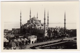 Istanbul - Sultan Ahmet Camii  -  (Türkiye) - Turkije
