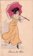 C 12713 - XAVIER SAGER - Avenue Du Bois -1911 - - Sager, Xavier