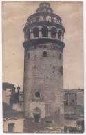 Constantinople - Tour De Galaia  - (1926)  -  (Türkiye) - Turkije