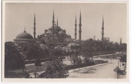 Constantinople - Konstantinopel - Mosquée De Sultan Ahmed  - Sultan Ahmed-Moschee  -  (Türkiye) - Turkije