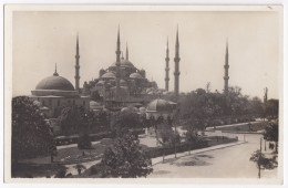 Konstantinopel - Sultan Ahmed-Moschee  -  (Türkiye) - Turkije