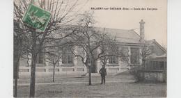 60 - BALAGNY SUR THERAIN / ECOLE DES GARCONS - Francia