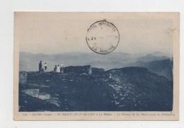 Saint Jean De Luz. Le Plateau De La Rhune.Cachet Hotel Imperator. - Saint Jean De Luz