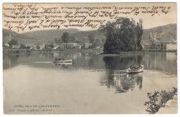 IRUN  ISLA DE LOS FAISANES  1528  HAUSER Y MENET - Autres