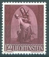 LIECHTENSTEIN - 1957 - MNH/*** LUXE  - CHRISTMAS WEIHNACHTEN NOEL - Yv 326 Mi 364 - Lot 13835 - Oblitérés