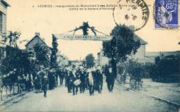 HERMIES(PAS DE CALAIS) FETE(FANFARE) - France