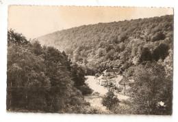 71 Environs D' Auxy, La Creuse Et L' Ancien Moulin. Carte Inédite (Alb4p68) - Autres Communes