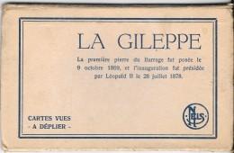 LA GILEPPE (cartes Vues à Déplier : Complet 10 Vues ) - Baelen