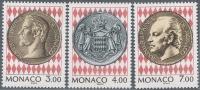 ** MONACO 1994 SERIE  N°1945 A 1947 3TP NEUF** - Monaco