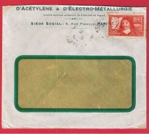 N 342  --   Sur Enveloppe - Briefe U. Dokumente