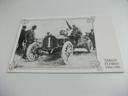 TARGA FLORIO 80° ANNIVERSARIO CIRCUITO SICILIANO VINCENZO FLORIO SU FIAT SECONDO ASSOLUTO   N°3 - Automovilismo