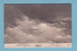 Par J. AIVASOVSKY, TEMPETE Sur Les RIVES Du CAUCASE // Circulée En 1909 - Pittura & Quadri