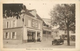 CHENNEVIERES - Un Coin De La Place, Au Rendez Vous De Chasse. - Chennevieres Sur Marne