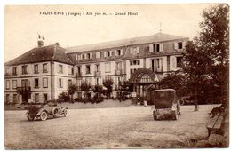 68 - TROIS EPIS - Grand Hotel - Trois-Epis