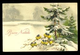 Buon Natale / Postcard Circulated - Noël