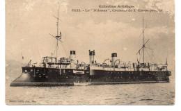 """Transport : Bateaux : Le Croiseur ''D'Assas"""" - Guerra"""