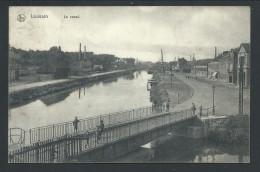 CPA - LOUVAIN - LEUVEN - Le Canal - Nels Série 36 N° 44   // - Leuven