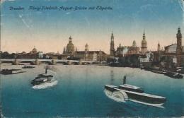 Postcard RA006887 - Germany (Deutschland) Dresden (Drázďany / Drjezdzany / Drezno / Drezdno / Dresda) - Alemania
