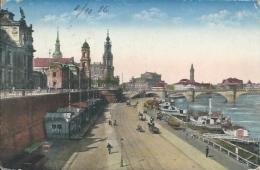 Postcard RA006891 - Germany (Deutschland) Dresden (Drázďany / Drjezdzany / Drezno / Drezdno / Dresda) - Alemania