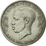 Monnaie, Tanzania, 50 Senti, 1970, TTB, Copper-nickel, KM:3 - Tanzanie