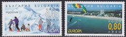 Europa CEPT 2004 BULGARIA Tourism - Fine Set MNH - Europa-CEPT