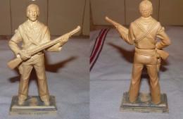 RARE ANCIENNE FIGURINE DAVILAND CHARLES BRONSON 16 CM / TBE - Figurines