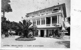 06 Hotel Beau Site Cap D´Antibes 1935 - Antibes
