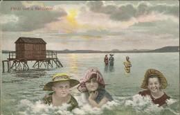 BALATON UNGARN, PC, Circulated 1910 - Ungarn