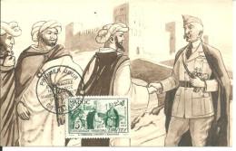 Maroc 1954 Maréchal Lyautey - Maroc (1891-1956)