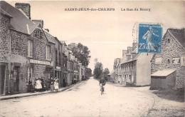 """¤¤  -   SAINT-JEAN-des-CHAMPS   -  Le Bas Du Bourg  -  """" H. NOËL """" Débitant    -  ¤¤ - Non Classés"""