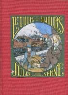 Les Albums Jules Verne Le Tour Du Monde En 80 Jours Chez L'ormeraie Cote 70 Euros - Other Authors