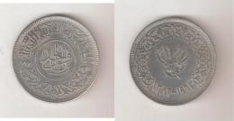 222001) YEMEN RIAL DEL 1963? ARGENTO - Yemen