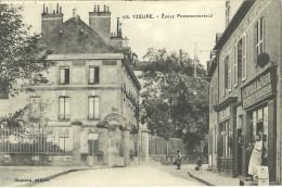 Yzeure Ecole Professionnelle Epicerie Mercerie - France