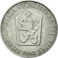 Tchécoslovaquie, 5 Haleru, 1962, TTB, Aluminum, KM:53 - Czechoslovakia