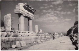 Efes / Ephesus: Mermer Cadde'den Dir Görünüs - A View From Marble Street - Izmir -  (Türkiye) - Turkije