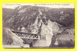 * Gendron (Houyet - Celles - Namur - Wallonie) * (Marco Marcovici) Pont Du Chemin De Fer Et Tunnel De Chaleux, Lesse - Houyet