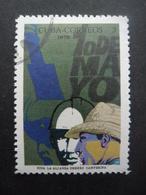 CUBA N°1572 Oblitéré - Cuba